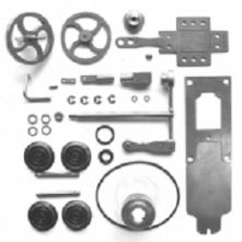 Ministeam Draisine HO Kit